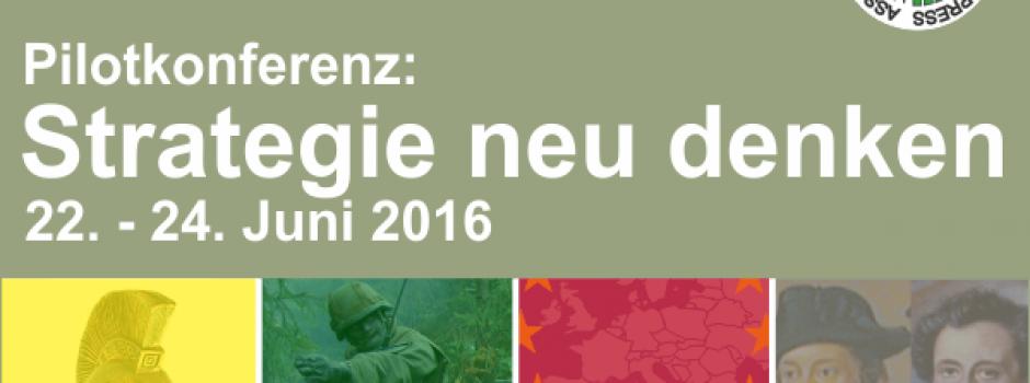 ÖMZ Pilotkonferenz 2016